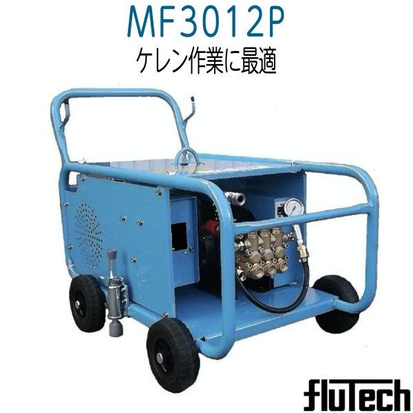 画像1: MF3012P フルテック  モーター式洗浄機  20Mホースセット《メーカー直送》 (1)